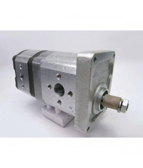 15182263 New Holland TK100, Rexroth Bosch tandempumppu 0510665437 (19ccm + 4ccm) AZPFF-12-019/004LHO30XXKB-S0255