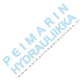 Kobelco SK135SR PUSKULEVYN PUMPPU YV10V00006F1 Shimadzu SGP1A25