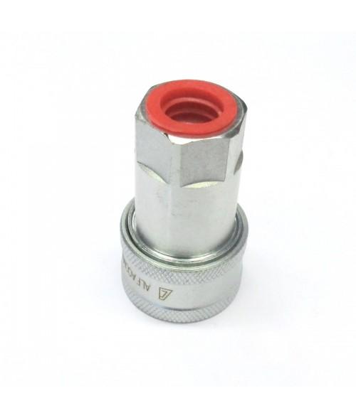 """25-C23071-08 Pikaliitin 1/2"""" runko ISO-A"""