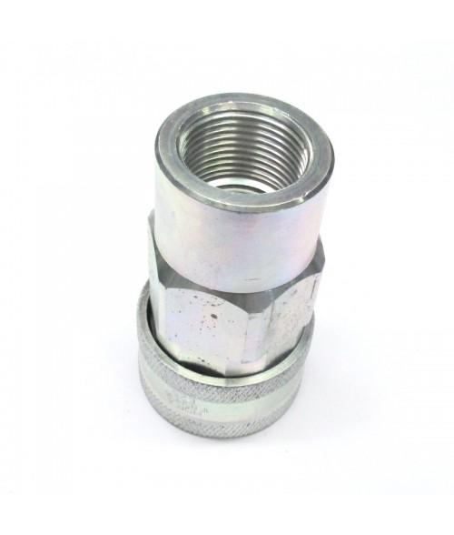"""25-C23071-16 Pikaliitin 1"""" runko ISO-A"""