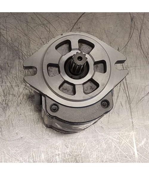 Hitachi EX200-3, EX220-5, ZX160LC-3, ZX200-3, ZX225US-3 pilottipumppu 16.8 CCW (L) 10T ZEXEL 307002-4560, 9218005, 4276918