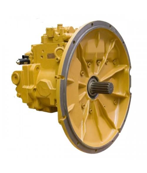 20R-1333, 20R1333 CAT / Caterpillar 349E, 349E L, 349E L HVG, 349E L VG, 349F L, REMAN hydraulipumppu, pääpumppu, rinnakkaispumppu, korjaus, huolto, varaosat