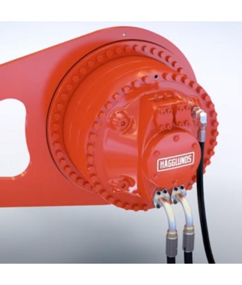 HÄGGLUNDS CB 0400 0240 CA0N00 00 00 R939001919 hydraulimoottori / hydraulic motor