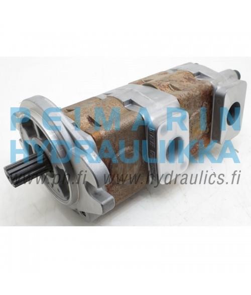 Fiat-Hitachi, New Holland W230, W270, 76049140 Hydraulipumppu Shimadzu SDB40.44F1H1-L972 (403-23972) TORQUE CONVERTER PUMP
