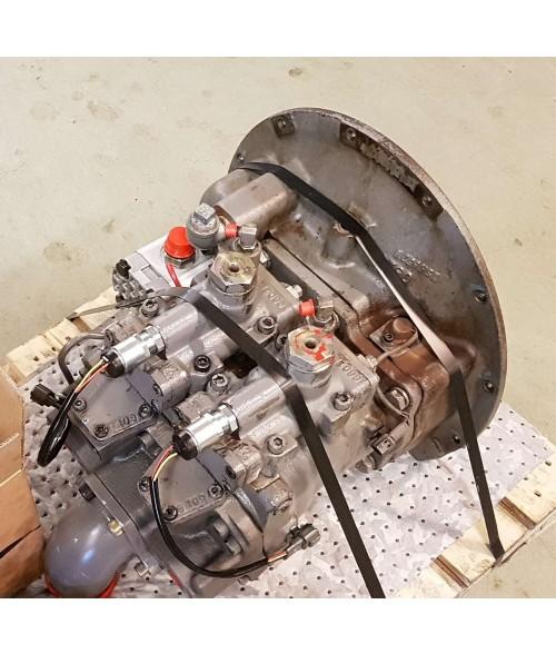 Hitachi EX135 hydraulipumppu HPV050FW RE18A