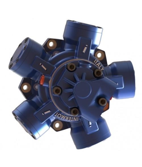 Intermot hydraulimoottori IAM 100 H1 A1 D31