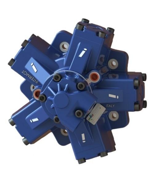 Intermot hydraulimoottori IAM 350 H2 A0 D31