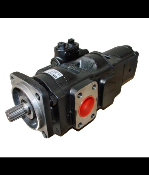 JCB hydraulipumppu 20/918300 Parker 2PRO362PRO191PX160A 8998S