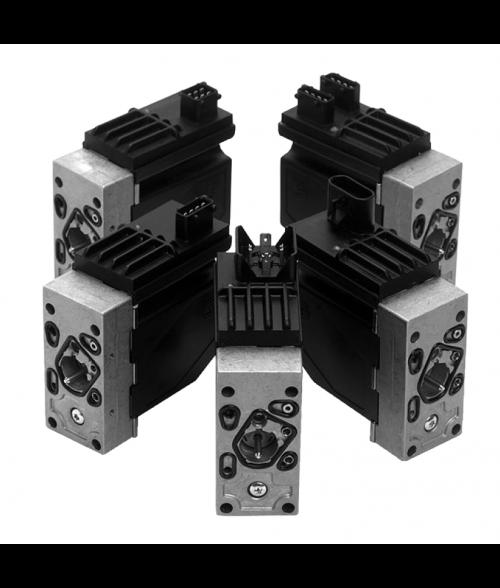 157B4268 PVG32 PVEO-anodized solenoid valve 24VDC, Sähkösäädin Sauer Danfoss