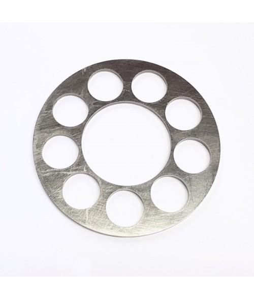 VETOLEVY 90P075 / Retainer plate / GLEITSCHUHHALTER 90/075 (FEINGESCHNITTEN)  11067350