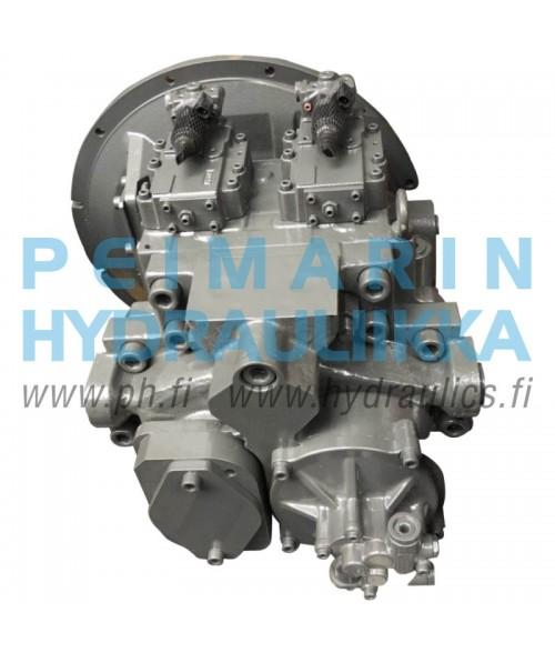 VOE14644493, 14644493 VOLVO hydraulipumppu Kawasaki K5V212DPH1V1R-0E83-V (korjaus, huolto, varaosat)