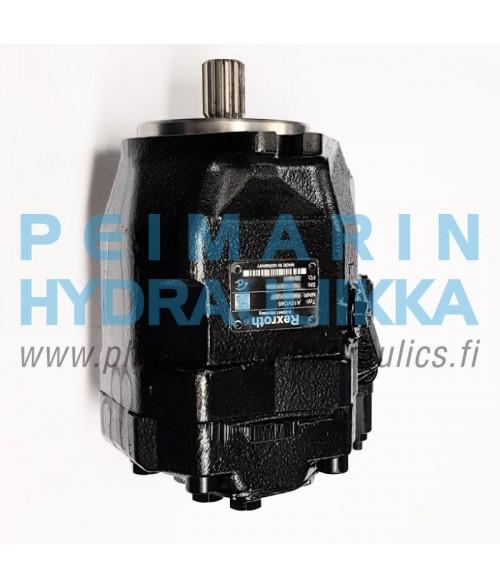 VOLVO L70D Hydraulipumppu Rexroth A10VO45 VOE11706188 (takimmainen pumppu)