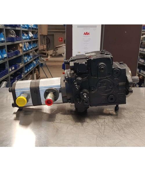 WILLE 445 hydraulipumppu 32110060 VAIHTOYKSIKKÖ Rexroth A4VG28