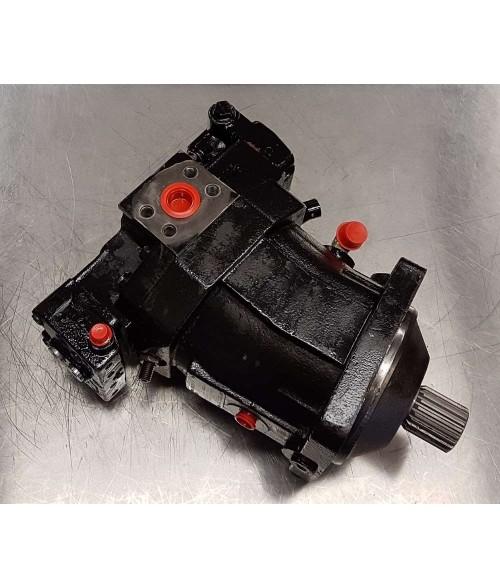 WILLE 655, WILLE 855 ajomoottori (hydraulimoottori) VAIHTOYKSIKKÖ 32220065 Rexroth A6VM107